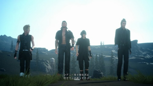 FINAL FANTASY XV EPISODE DUSCAE_20150320001332.JPG